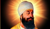 Guru Tegh Bahadur martyred in Delhi by Aurangzeb for defending the oppressed (24 Nov)