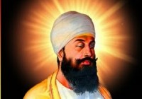 Guru Tegh Bahadur martyred in Delhi by Aurangzeb for defending the oppressed (24 Nov)