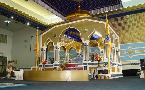 Gurudwara Sahib Dasmesh Darbar – Surrey