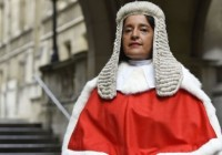 First Asian female High Court judge sworn in London