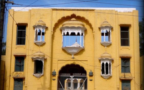 Gurudwara Mall Ji Sahib Nankana Sahib