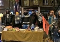 Sikh community provide food for Exeter's homeless