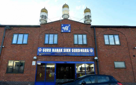 Wolverhampton Gurudwara discrimination case on hold