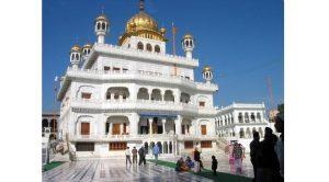 Akal Takht Sahib Amritsar