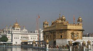 Akal Takht Sahib and Golder Temple Amritsar