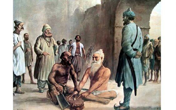 9 July: Bhai Mani Singh ji martyrdom day (1670 – 9 July 1737)