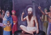 Commemorating the Martyrdom of Guru Arjan Dev ji