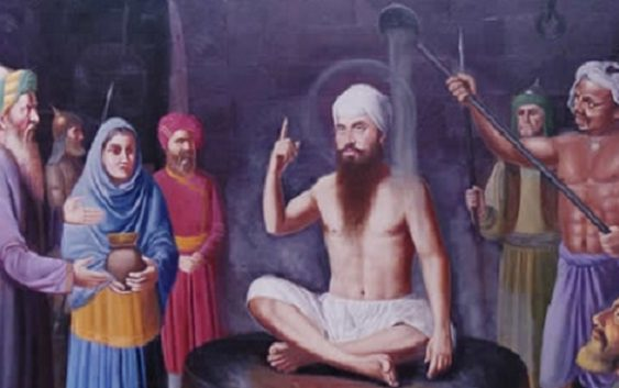 Commemorating the Martyrdom of Guru Arjan Dev ji