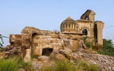 Gurdwara Pehli Pathshahi, Manak