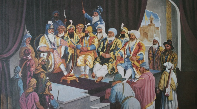 Maharajah Ranjit Singh, Sher-e-Panjab