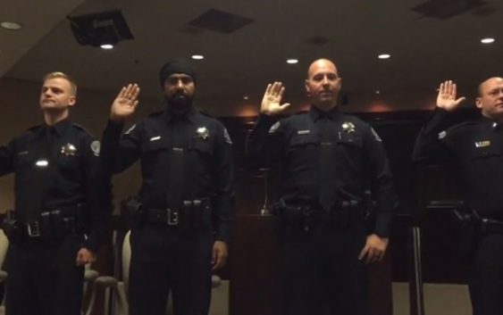 Modesto Police Department hires first Sikh officer