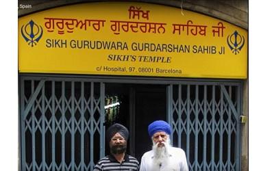 Gurdwara Dhanshiri Guru Granth Sahib ji, Barcelona, Spain