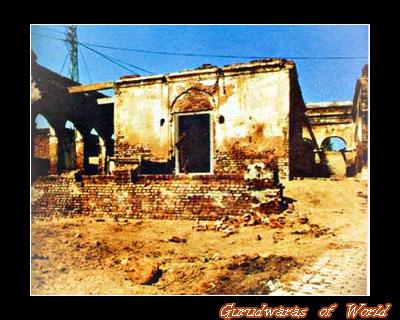 Gurdwara Shikargarh Sahib, Kaacha