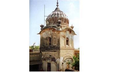Gurudwara Chhevin Patshahi, Hadiara, Distt Lahore, Pakistan