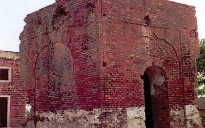 Gurudwara Chhevin Patshahi, Dhilwan, Lahore, Pakistan